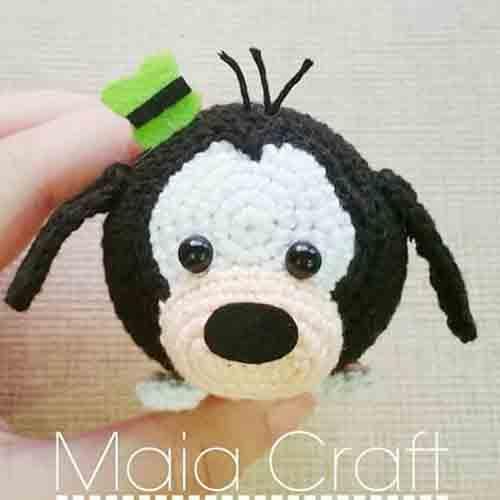 Musings Of An Average Mom Free Disney Tsum Tsum Crochet