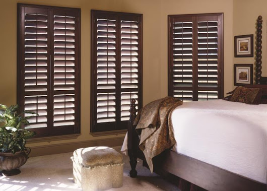 The creation of a tropical style house with Plantation shutter