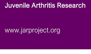 Introducing Juvenile Arthritis Research - searching for a cure for JIA