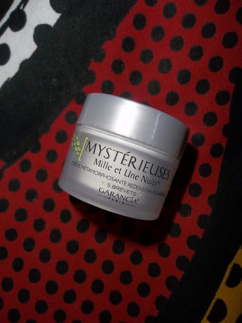 Crème Métamorphosante Mystérieuses Mille et Une Nuits - Garancia