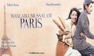 Wa'alaikumssalam Paris (2016)