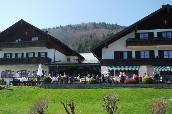 autriche salzkammergut attersee restaurant gasthof druckerhof unternach