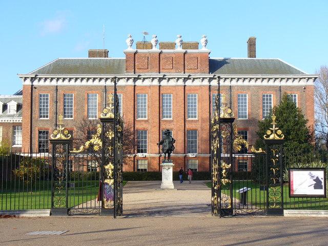 Kensington Palace em Londres