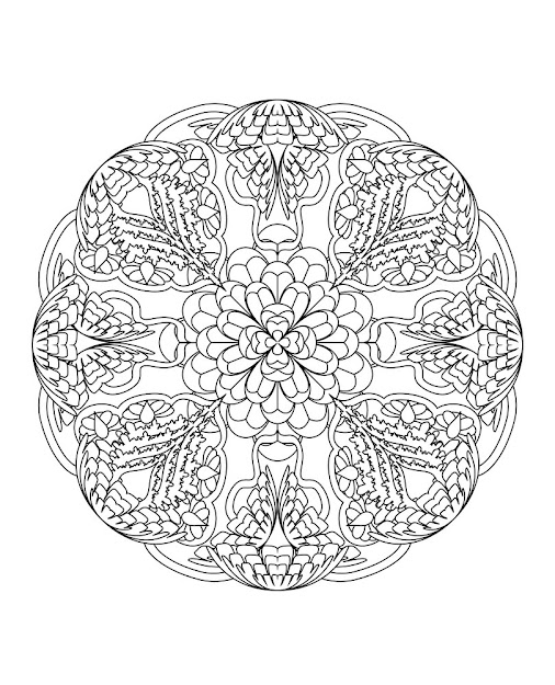 best 15 meditation mandala coloring pages photos coloring pages free for kids. Black Bedroom Furniture Sets. Home Design Ideas