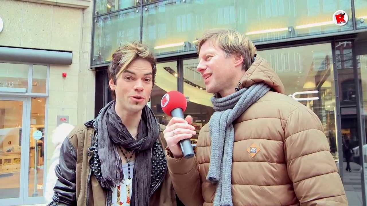 ehrlich brothers chris freundin - woodenbild :)