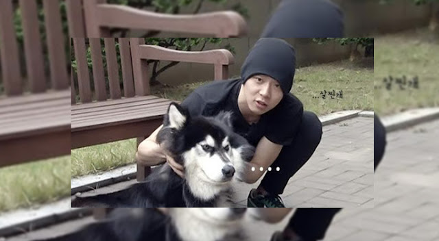 Yoochun dog issue demanda