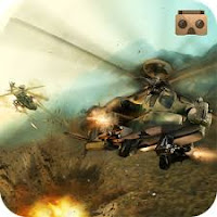 ေ၀ဟင္ ေပၚမွာေမာင္းႏွင္းၿပီးတိုက္ခိုက္ကစားရမယ့္ ဂိမ္းေလး -  VR Battle Helicopters v1.0 Apk (No ads)