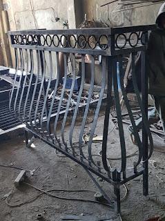 jasa pembuatan railing tangga klasik surabaya, sidoarjo, dan sekitarnya