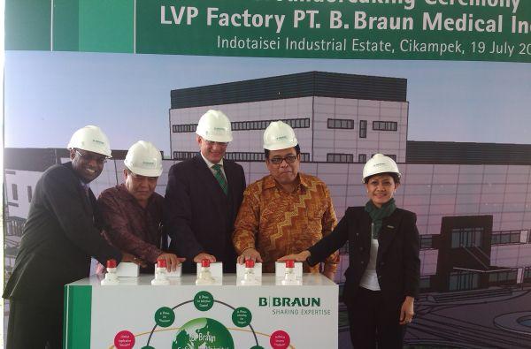 Lowongan Kerja Pabrik Resmi Disnaker Karawang PT B Braun Pharmaceutical Indonesia