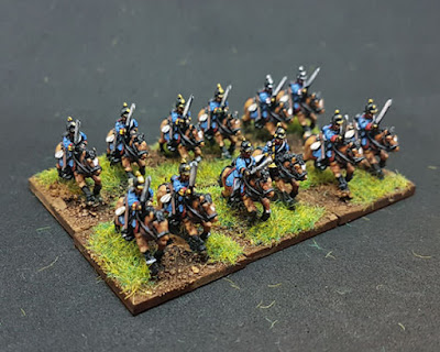 2nd place: Prussian Dragoons