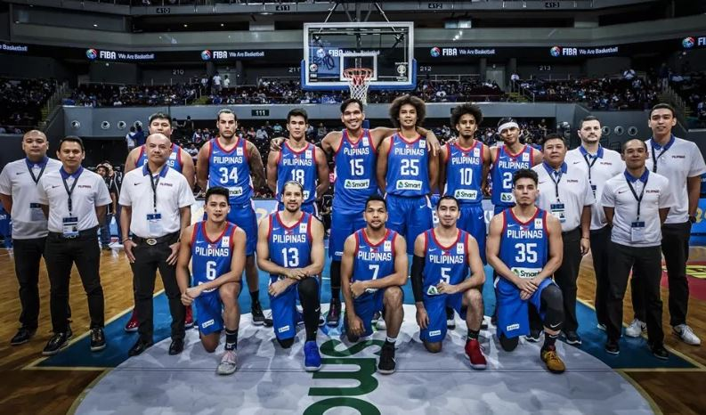 Gilas Pilipinas vs Qatar 2019 FIBA World Cup Asian Qualifiers