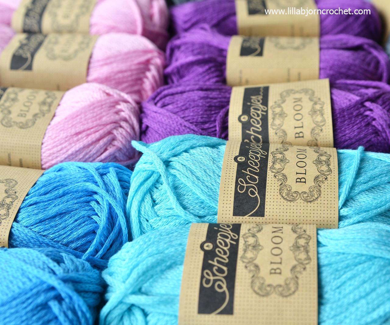 Bloom yarn by Scheepjes