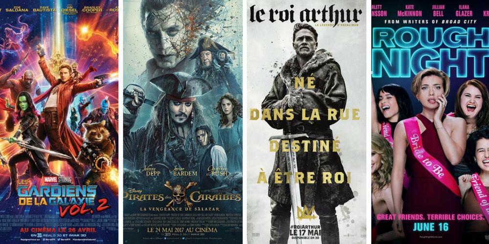 Cinéma Mai 2017 - films à voir - DeuxAimes