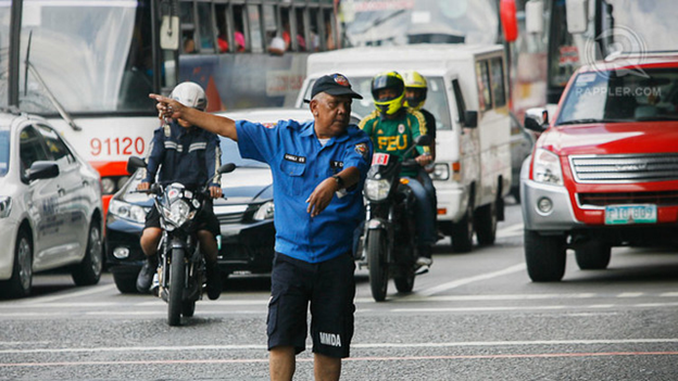 Cause of worsening traffic: untrained MMDA personnel says COA