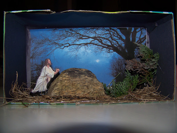 20 Jesus In Gethsemane Craft Pictures And Ideas On Meta Networks