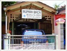 Taman Bacaan, Perpustakaan, dan Toko Buku di Bandung yang Berbasis Komunitas