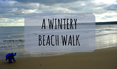 A Wintery Beach Walk