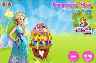 http://www.papajogos.com.br/jogo/pregnant-elsa-easter-egg.html