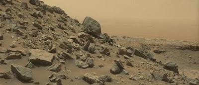 Imagens de Marte desvendam mistério de sua superfície