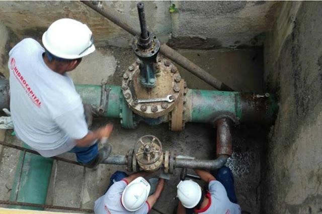 Un ratón fue el culpable de la falta de agua en Guarenas, Guatire y Caucagua