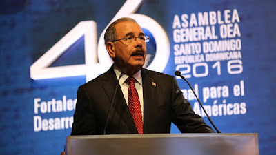 VIDEO: Danilo Medina: OEA debe pedir perdón a República Dominicana por legitimar invasión de 1965