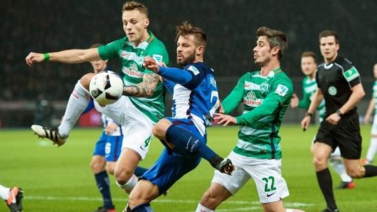 Còn nhiều khó khăn cản bước Hertha.