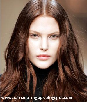 Brunette Celebrity Hair Color 35