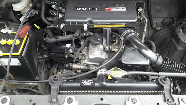 Toyota Avanza tahun 2014 bekas