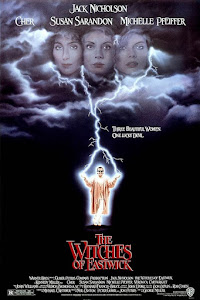 The Witches of Eastwick Poster