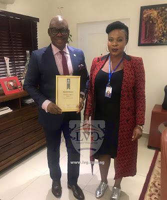 Excitement as Luxury Villas Group is crowned Best Real Estate Agency In Nigeria