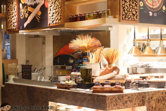 Italian Section of The Pantry, Dusit Thani