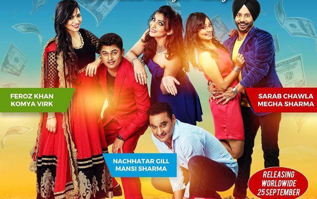 Jugaadi Dot Com 2015 Punjabi DVDRip Full Movie Download