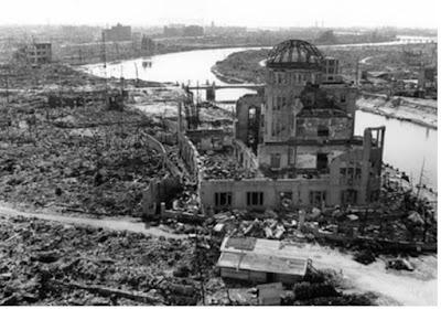 Bom Hiroshima (6 Agustus 1945) - pustakapengetahuan.com