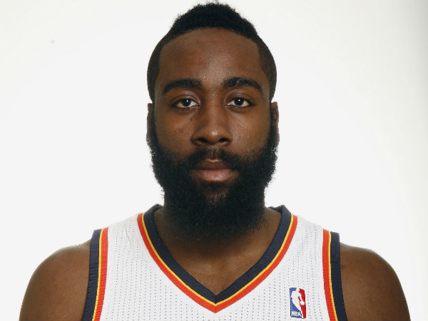 Sports All Stars: James Edward Harden profile and images 2013