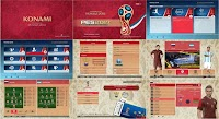 Theme World Cup 2018 Russia - PES 2017