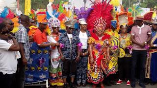 ayade at carnival calabar 2017