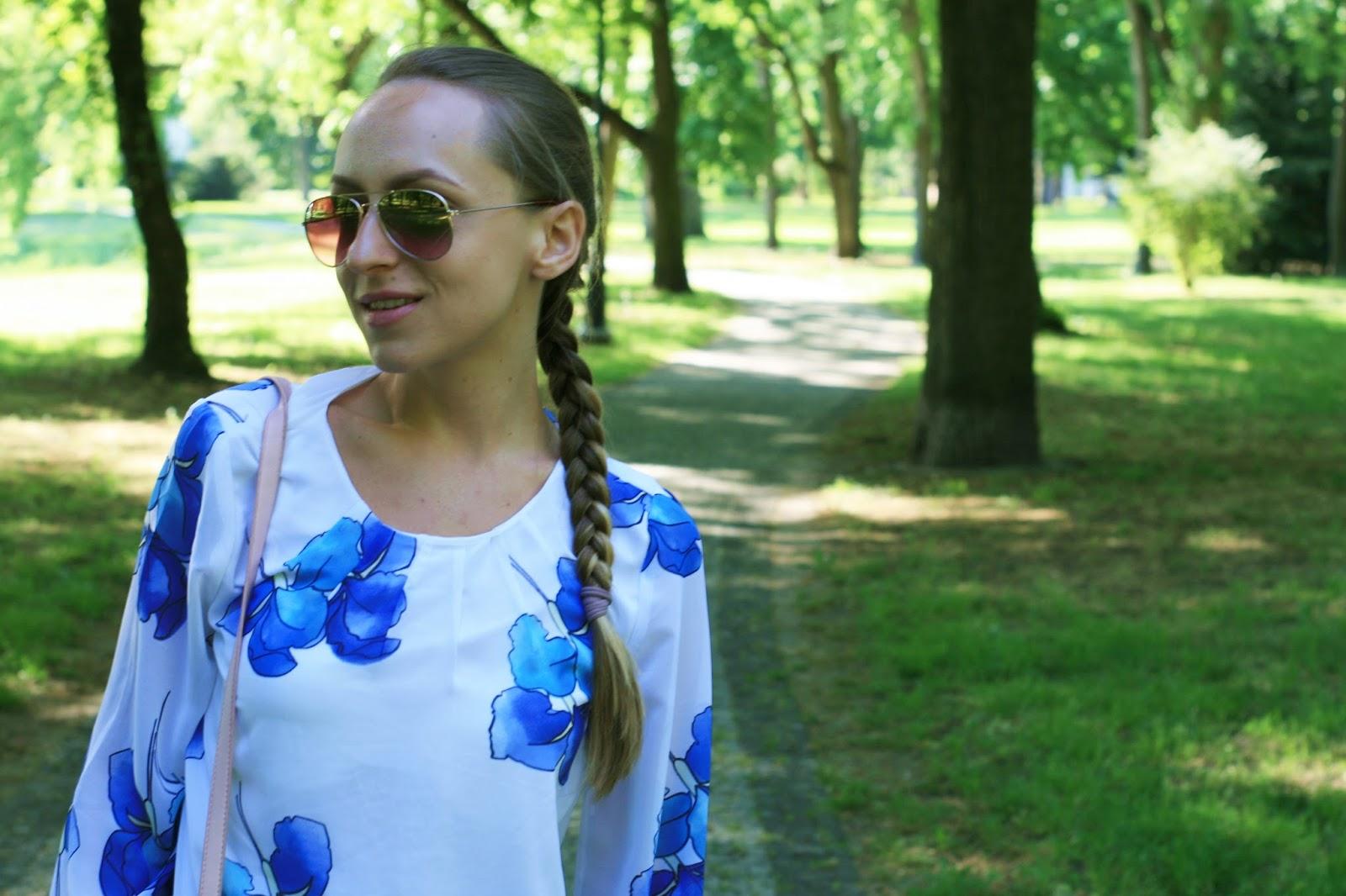 Elegant outfit of the day   Wiosenny strój dnia w eleganckim stylu