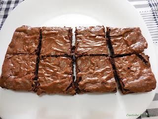 Image result for Brownie Rápido - 3 Escolhas