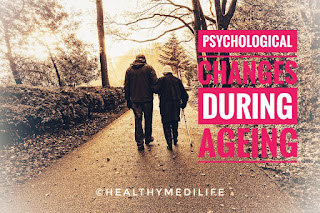 psychological changes associated with ageing