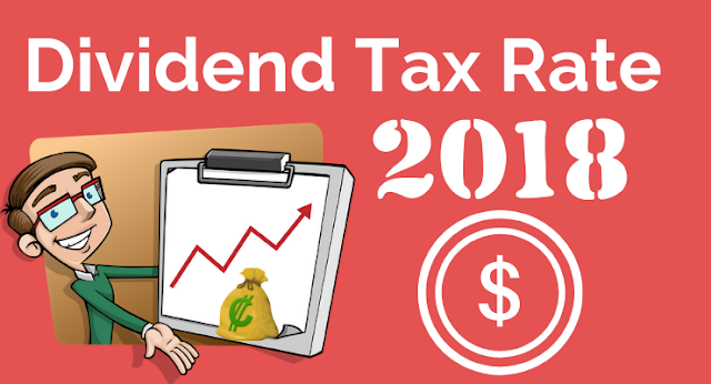 dividend tax rate 2018