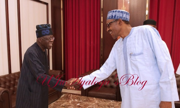 Bloody Betrayal, As Buhari Technically Dumps El-Rufai, Hosts Tinubu To A Special Dinner, In Aso Rock
