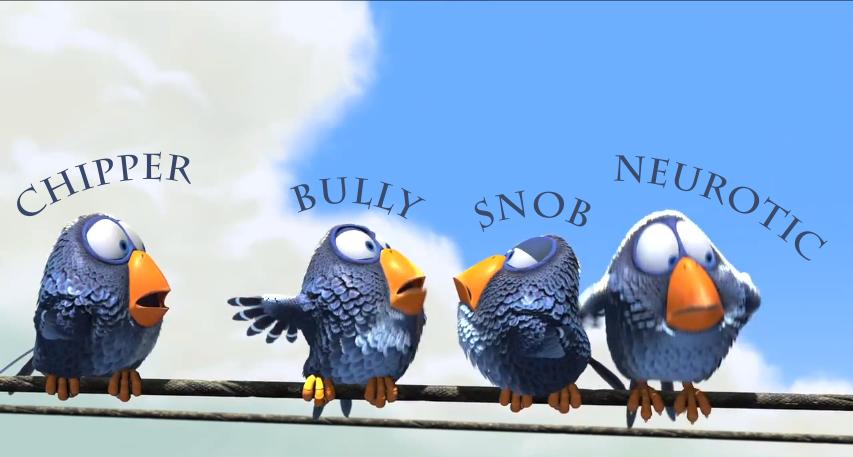 Cute Easter Egg Wallpaper For The Birds Quot Short Quot Dvd Review Pixar Post