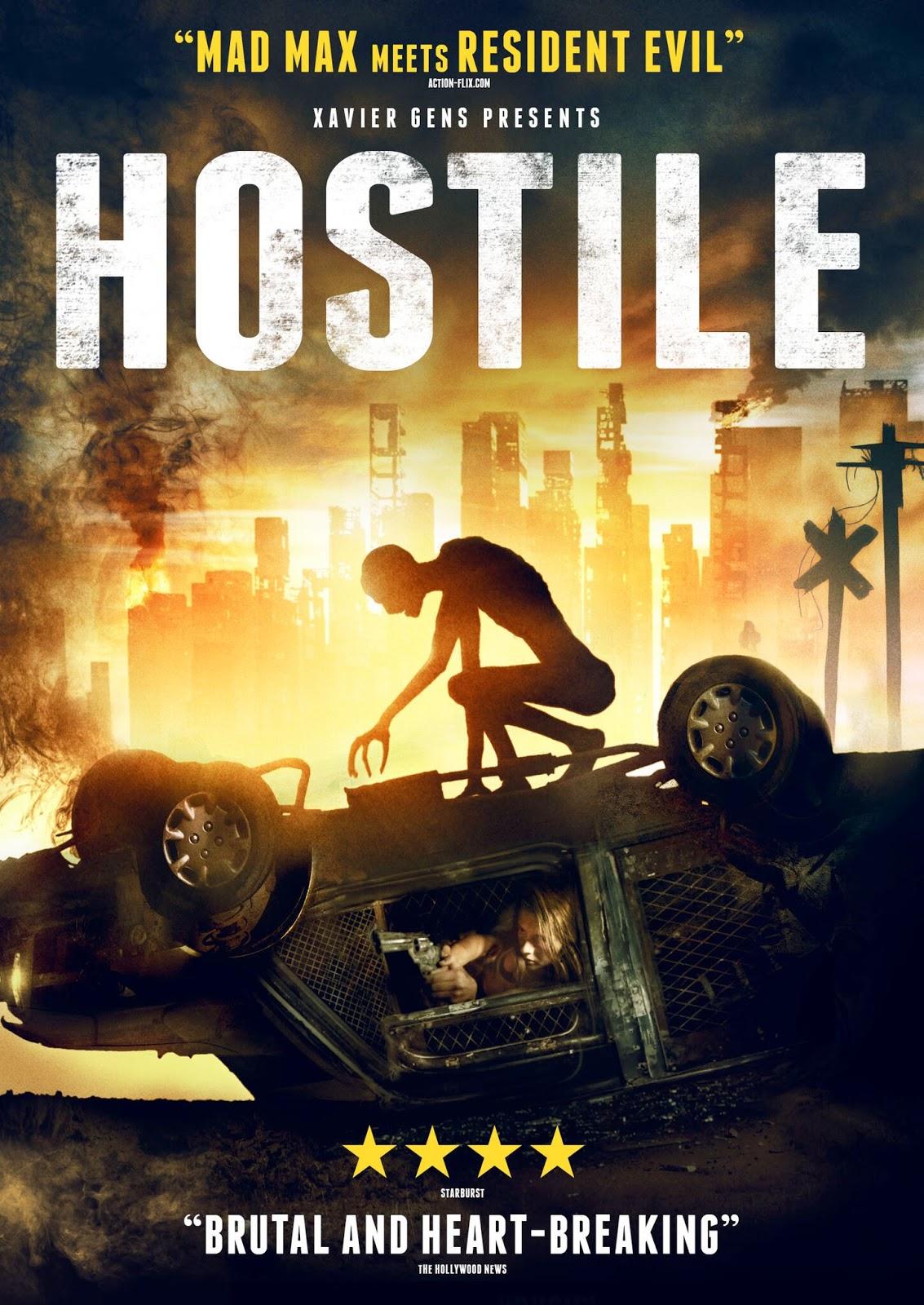 TrustMovies: HOSTILE: Mathieu Turi's creature-feature-and