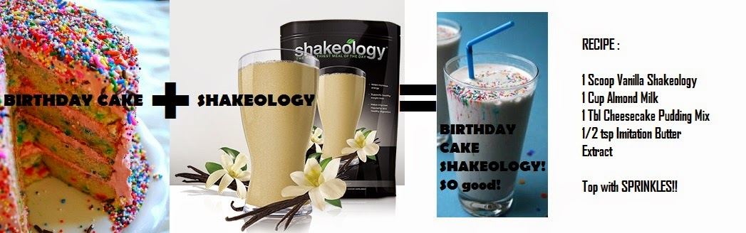 Get Your Shakeology Recipes Here