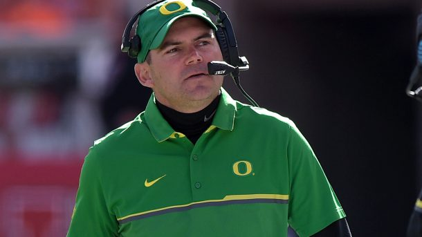 Mark Helfrich - image via College Football Talk