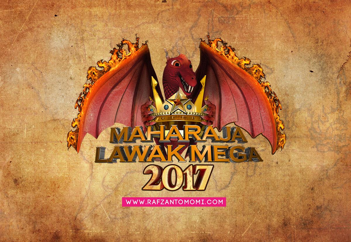 Maharaja Lawak Mega 2017 | Senarai Peserta & Keputusan Mingguan Maharaja Lawak Mega 2017