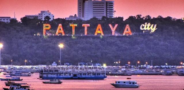 Traveling in Pattaya