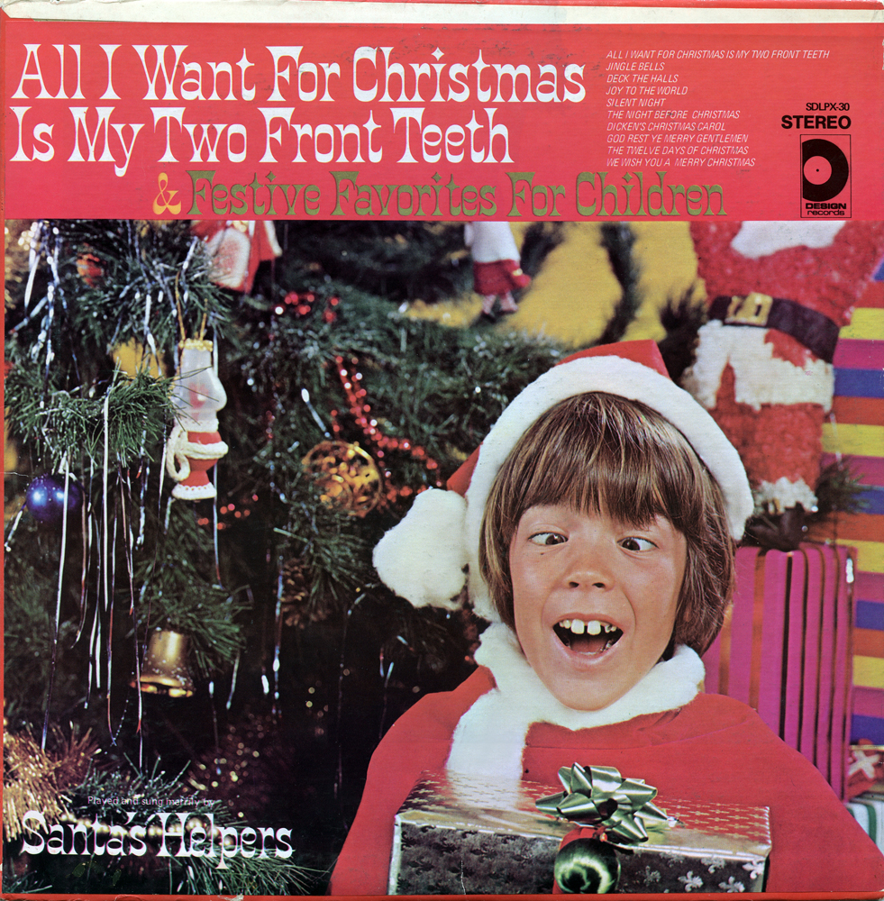 Neato Coolville RECORD ALBUM COVERS OF CHRISTMAS PAST
