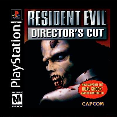 resident evil psx  director's cut mega