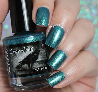 CrowsToes Nail Color The Polyester Chemist